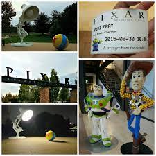 my pixar campus tour with the good dinosaur