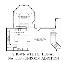 Sunroom Plans by Hasentree Signature Collection The Henley Home Design