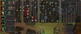 similar to dungeon siege dungeon siege rpg gui hud rpg