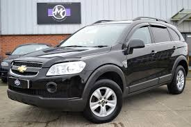 used chevrolet captiva cars for sale with pistonheads