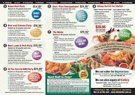 catering free menu free menu all suburbs catering