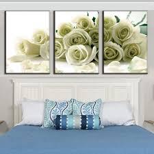 white roses for sale aliexpress buy hot sale 3 pcs set white roses prints on