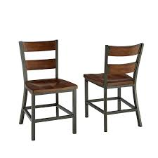 Wooden Dining Chairs Online India Amazon Com Home Styles 5411 802 Cabin Creek Dining Chair Pair