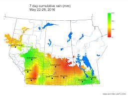 Map Of Saskatchewan Prairie Pest Monitoring Network Blog Weekly Update June 1 2016