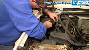 how to install replace ac heater blower fan motor ford f150 f250