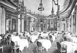 The Dining Rooms Why Gilded Age Ocean Liners Were So Luxurious Curbed