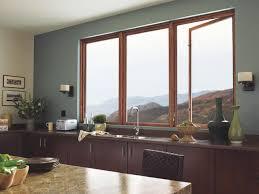 fresh white casement window air conditioner kit 15055
