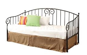 sale 219 00 metal daybed in dark bronze daybeds coa 300099 0