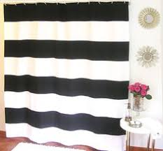 Navy And Coral Shower Curtain Organic Chevron Shower Curtain Available In Black Navy