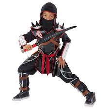 Ninja Halloween Costumes Girls Costumes U0026 Accessories Costco