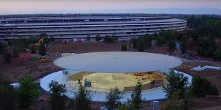 take a look inside steve jobs theater with the latest apple park