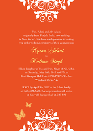 indian wedding invite wedding invitations indian inspired wedding invitation at