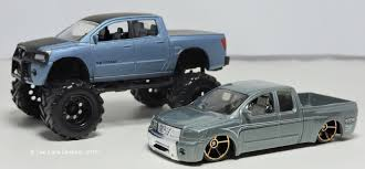 nissan titan concept truck two lane desktop wheels and jada toys 2006 nissan titan