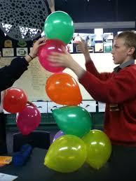 Balloon Challenge Team Challenge 4 Balloon Tower Room 9