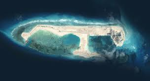 what china has been building in the south china sea the new york