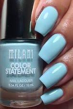 milani blue nail polish ebay