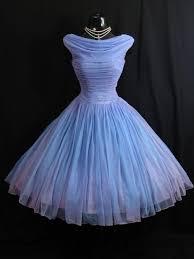 aliexpress com buy real sample vintage 1950 u0027s 50s blue lilac