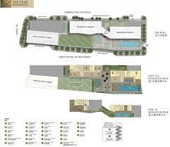Site Floor Plan The Peak Cambodia Oxley Worldbridge 65 84188689