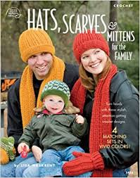 hats scarves mittens for the family stratton