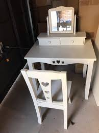 child s dressing table and chair child s bedroom dressing table and chair in cheltenham