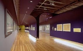Laminate Flooring On The Ceiling Exhibition Design Schirn Kunsthalle Unstudio