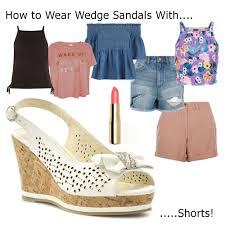 wedge sandals summer style guide shoe zone blog