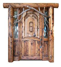 Carved Exterior Doors Custom Carved Entrance Door Designed By Scottsdale