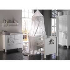 Nursery Crib Furniture Sets Furniture 3 Modern White Baby Crib Furniture Set Including