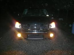 nissan titan fog lights cbrsport17 2004 nissan titan crew cab specs photos modification
