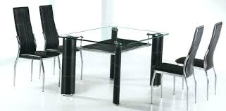 glass breakfast table set dining table set for sale outdoor dining room table new decoration