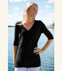 womens tunic sweaters s 100 merino wool v neck tunic sweater ramblers way