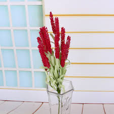 online get cheap lavender silk flowers aliexpress com alibaba group