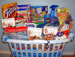 gift baskets for college students survival kit for graduating seniors i made this for my