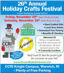 buy local ri ocean state artisans holiday craft festival