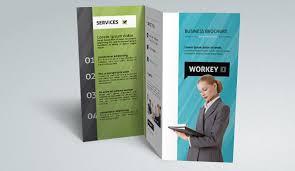 adobe tri fold brochure template tri fold brochure ai template trifold brochure templates free