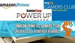 gamespot amazon black friday amazon prime vs gamers club unlocked vs powerup rewards