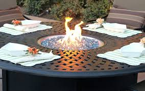 white fire rings images Propane fire rings for fire pits best outdoor propane fire pit jpg