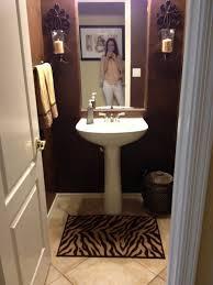 Leopard Bathroom Rugs Leopard Print Bathroom Ideas