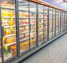 Glass Door Bar Fridge For Sale by Falkberg Glassdoor Display Fridge Manufacturers