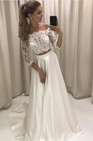 white lace prom dress white lace prom dresses on luulla