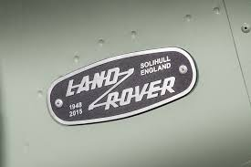 jaguar land rover logo 2016 land rover defender 90 heritage review
