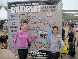 world famous camp pendleton mud run wandering dawn