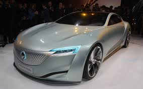 buick reinvents the riviera concept 2013 shanghai