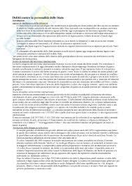dispense diritto penale penale parte speciale riassunto esame prof canestrari
