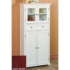 Home Decorators Collection Kitchen Cabinets Home Decorators Collection Hampton Bay Tall Cabinet 4 Door In