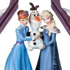 olaf s frozen adventure singing hanging ornament