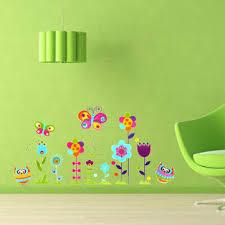 Butterfly Kids Room by Kids Room Decor Owl Butterfly Flower Nursery Diy Removable Wall