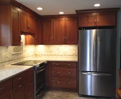 Cinnamon Shaker Kitchen Cabinets by 13 Best Two Tone Kitchens Images On Pinterest Kitchen Ideas Two