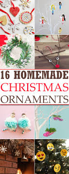 diy ornaments to adorn your tree