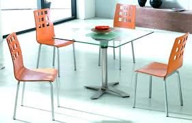 articles with orange dining table set tag trendy orange dining